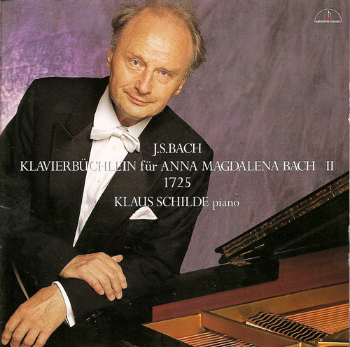 BACH, J.S.: Clavier-Buchlein for Anna Magdalena Bach, Vol. 2 (Schilde)