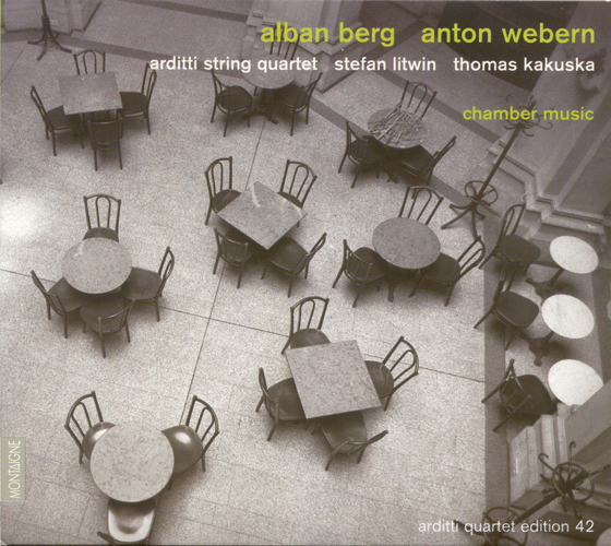 WEBERN, A.: Piano Quintet / 4 Pieces / Cello Sonata / 3 Little Pieces / BERG, A.: 9 Short Pieces (Litwin, Arditti String Quartet)