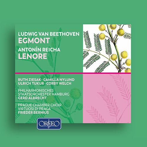BEETHOVEN, L. van: Egmont / REICHA, A.: Lenore