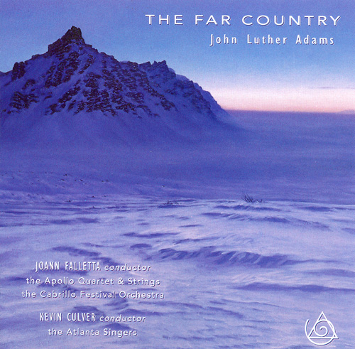 ADAMS, J.L.: Dream in White on White / Night Peace / The Far Country of Sleep