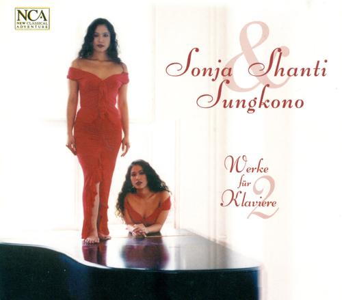 Piano Duo Recital: Sungkono, Sonja / Sungkono, Shanti - SHOSTAKOVICH, D. / RACHMANINOV, S. / DEBUSSY, C. / POULENC, F.