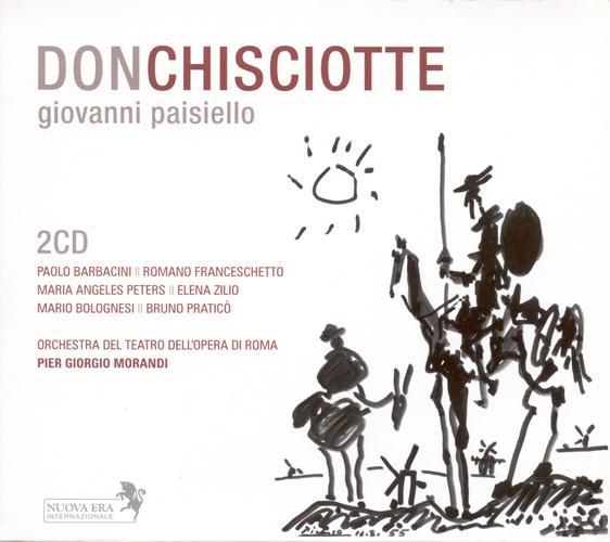 PAISIELLO, G.: Don Chisciotte della Mancia [Opera] (Morandi)