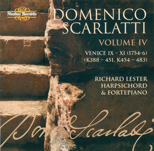 SCARLATTI, D.: Keyboard Sonatas (Complete), Vol. 4 (Lester)