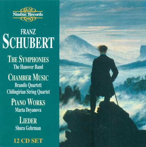 SCHUBERT, F.: Symphonies / Chamber Music / Piano Music / Lieder (Goodman)