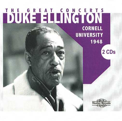 ELLINGTON, Duke: Great Concerts (The) (1948)