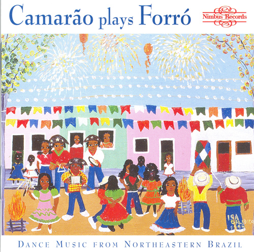 BRAZIL Camarao plays Forro