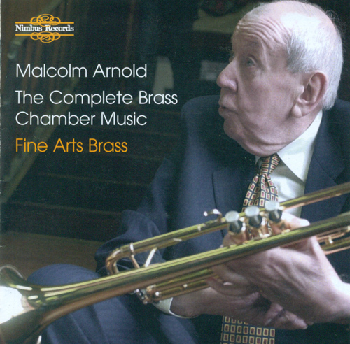 ARNOLD, M.: Brass Chamber Music (Complete) (Fine Arts Brass, Roberts)