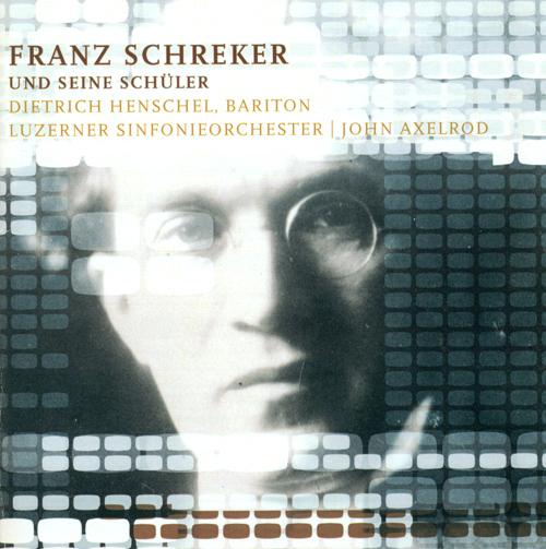SCHREKER, F.: Romantische Suite / BURGER, J.: Legende / Stille der Nacht / KRENEK, E.: Symphony No. 1 (Lucerne Symphony, Axelrod)