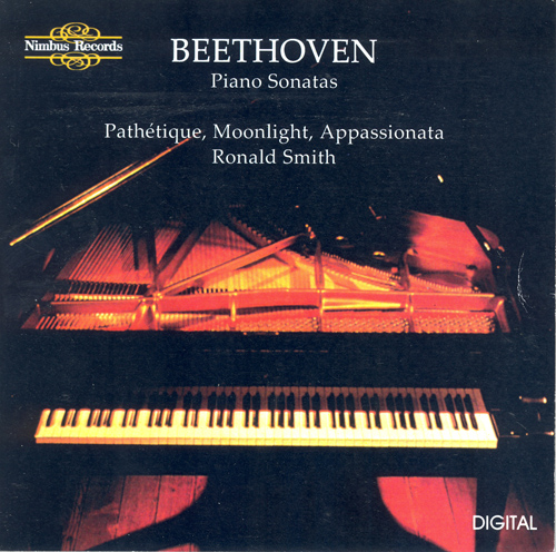 BEETHOVEN, L. van: Piano Sonatas - Nos. 8, 14, 23 (Smith)