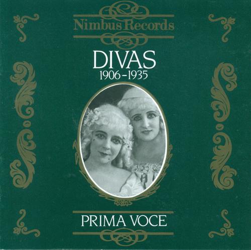 Opera Arias - VERDI, G. / THOMAS, A. / PUCCINI, G. / YRADIER, S. / MOZART, W.A. / MASSENET, J. / ROSSINI, G. (Divas) (1906-1935)