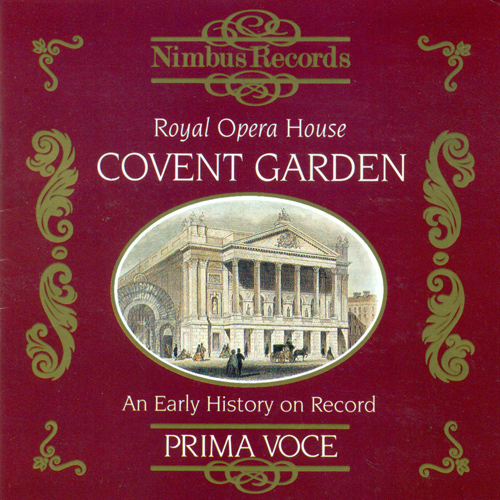 Opera Arias (Royal Opera House Covent Garden - An Early History on Record) (1904-1939)