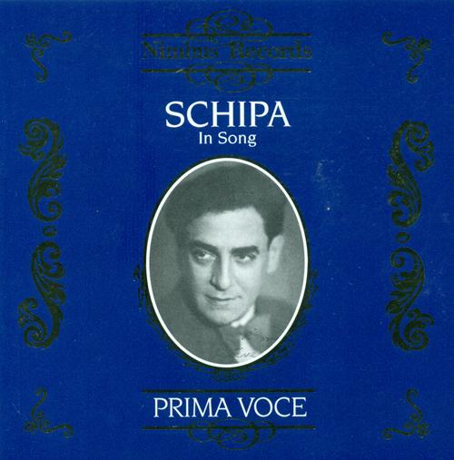 Vocal Recital: Schipa, Tito - SCARLATTI, A. / PERGOLESI, G.B. / HANDEL, G.F. / GLUCK, C.W. / DONAUDY, S. / LISZT, F. / SIBELLA, G. (1925-1939)