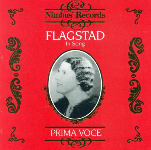 Vocal Recital: Flagstad, Kirsten – BEETHOVEN, L. van / STRAUSS, R. / ALNAES, E. / GRIEG, E. / BRIDGE, F. / DVORAK, A. / SCOTT, C. (1936-1940)
