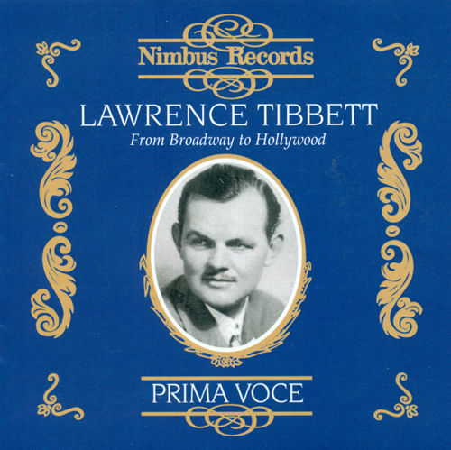 Vocal Recital: Tibbett, Met Lawrence - GERSHWIN, G. / GRUENBERG, L. / HANSON, H. / STOTHART, H. (From Broadway to Hollywood) (1930-1936)