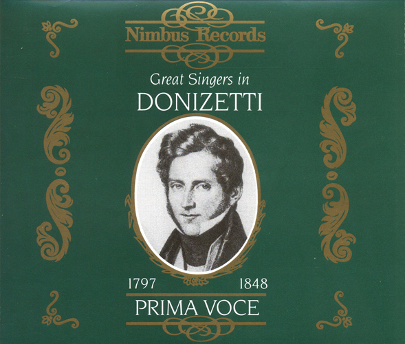 DONIZETTI, G.: Opera Arias (Great Singers in Donizetti) (1906-1925)