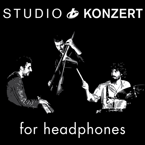 SHALOSH: Studio Konzert for Headphones