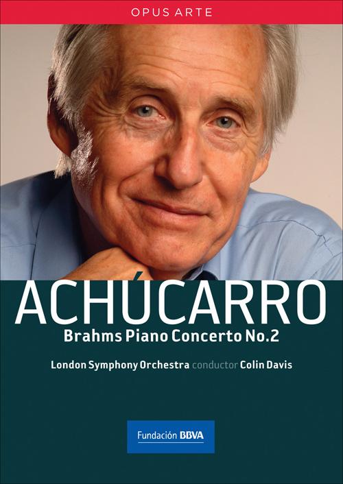 BRAHMS, J.: Piano Concerto No. 2 (Achucarro, London Symphony, C. Davis) (NTSC)