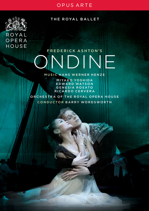 HENZE, H.W.: Ondine (Royal Ballet, 2009) (NTSC)