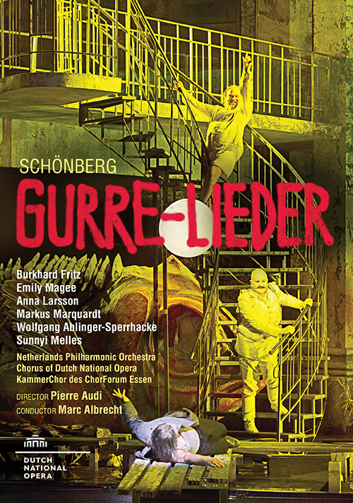 SCHOENBERG, A.: Gurre-Lieder (Staged Version) (DNO, 2014) (NTSC)