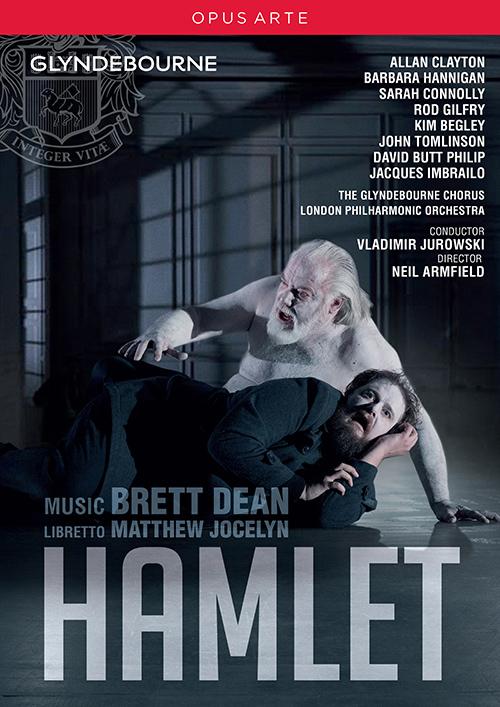 DEAN, B.: Hamlet [Opera] (Glyndebourne, 2017) (NTSC)