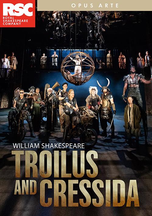 SHAKESPEARE, W.: Troilus and Cressida (Royal Shakespeare Company, 2018) (NTSC)