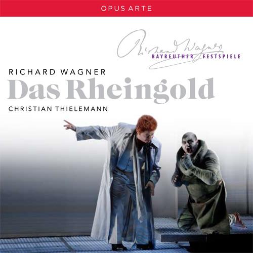 WAGNER, R.: Rheingold (Das) [Opera] (Thielemann)