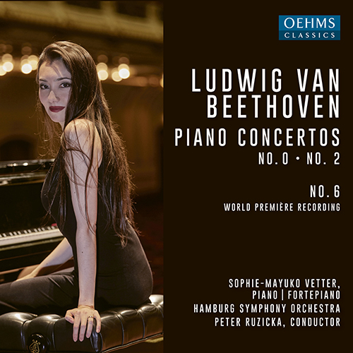 BEETHOVEN, L. van: Piano Concertos Nos. 2 and 6 (fragment) / Piano Concerto, WoO 4