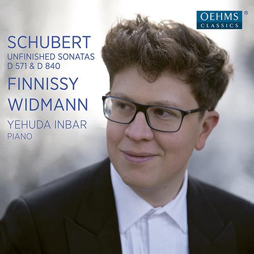 SCHUBERT, F.: Piano Sonatas Nos. 8 and 15 / FINNISSY, M.: Vervollständigung von Schuberts D. 840 / WIDMANN, J.: Idyll und Abgrund