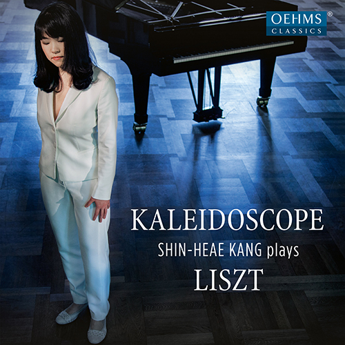 LISZT, F.: Liebesträume No. 3 / Grandes Études de Paganini / Consolations No. 3 / Après une lecture du Dante (Kaleidoscope)