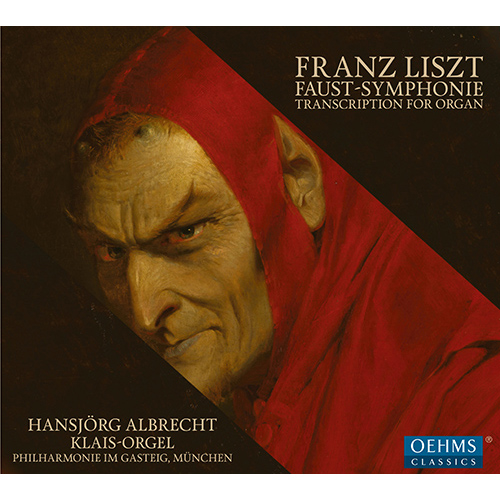 LISZT, F.: Faust-Symphonie (Eine) (1854 version) (arr. H. Albrecht for organ)