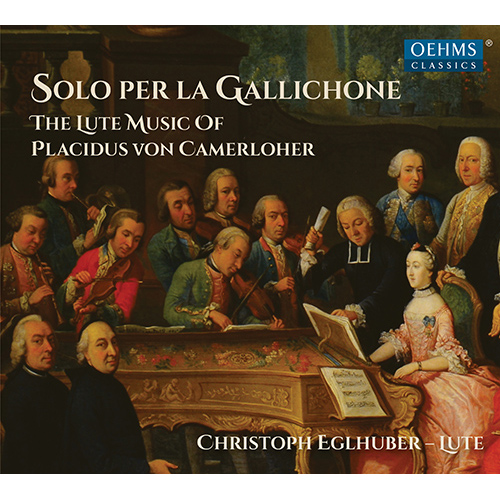 CAMERLOHER, P. von: Lute Music - Solos and Duos for Gallichons / Parthia