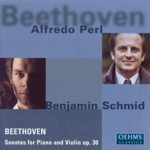 BEETHOVEN, L. van: Violin Sonatas Nos. 6-8