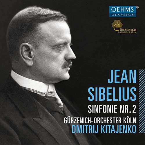 SIBELIUS, J.: Symphony No. 2 / GRIEG, E.: Symphonic Dance, Op. 64, No. 2 / Våren