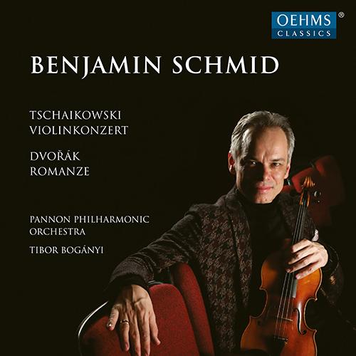 TCHAIKOVSKY, P.I.: Violin Concerto / DVOŘÁK, A.: Romance, Op. 11