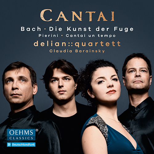BACH, J.S.: Kunst der Fuge (Die) (The Art of the Fugue) / PIERINI, S.: Cantai un tempo (Cantai)