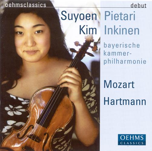 MOZART, W.A.: Violin Concerto No. 4 / Symphony No. 8 / HARTMANN, K.A.: Suite No. 2 / Concerto funebre