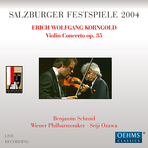 KORNGOLD, E.W.: Violin Concerto / 4 Pieces from Much Ado about Nothing / Suite, Op. 23