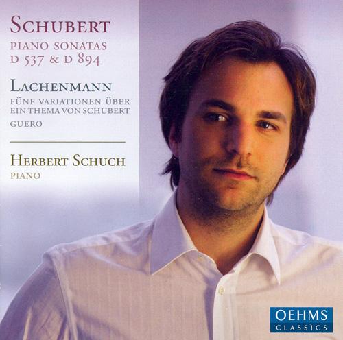 SCHUBERT, F.: Piano Sonatas Nos. 4 and 18 / LACHENMANN, H.: 5 Variations on a Theme of Franz Schubert / Guero