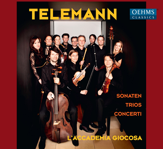 TELEMANN, G.P.: Sonatas and Concertos