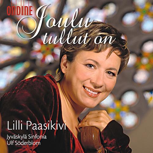 Vocal Recital: Paasikivi, Lilli - MAASALO, A. / SIBELIUS, J. / HANNIKAINEN, P. / PALMGREN, S. / COLLAN, K. / TURUNEN, M. / MELARTIN, E.