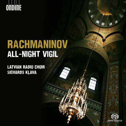 """RACHMANINOV, S.: All-night Vigil, """"Vespers"""""""