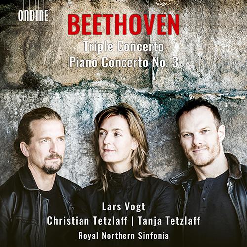BEETHOVEN, L. van: Triple Concerto / Piano Concerto No. 3