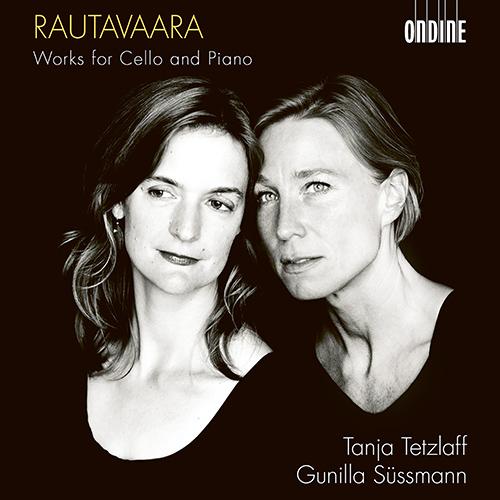 RAUTAVAARA, E.: Cello and Piano Works