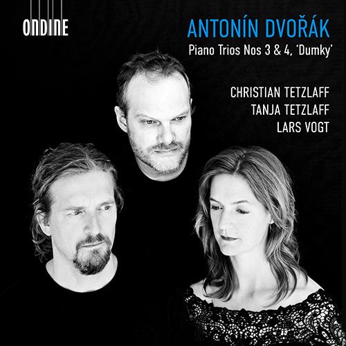 DVOŘÁK, A.: Piano Trios Nos. 3 and 4