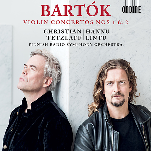 BARTÓK, B.: Violin Concertos Nos. 1 and 2