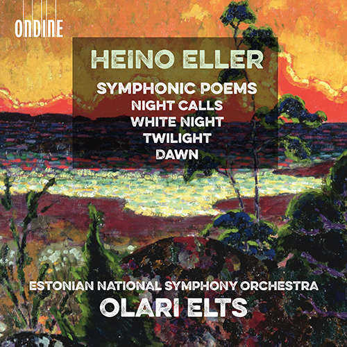 ELLER, H.: Night Calls / White Night / Twilight / Dawn