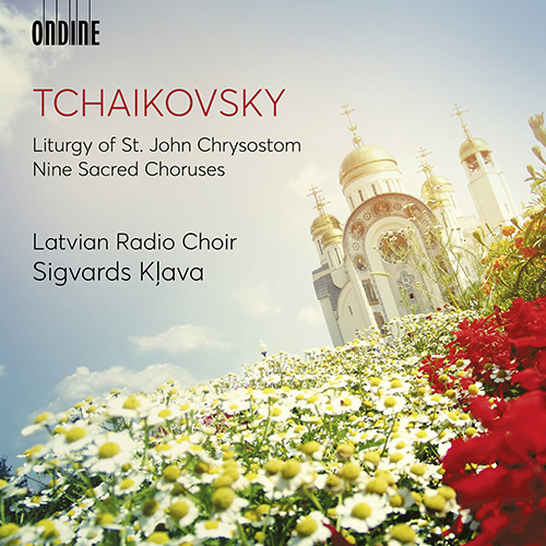 TCHAIKOVSKY, P.I.: Liturgy of St. John Chrysostom / 9 Sacred Pieces