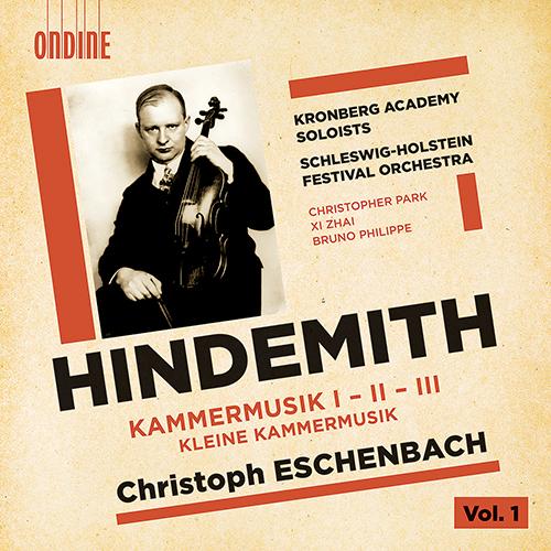 HINDEMITH, P.: Kammermusik, Nos. 1-3