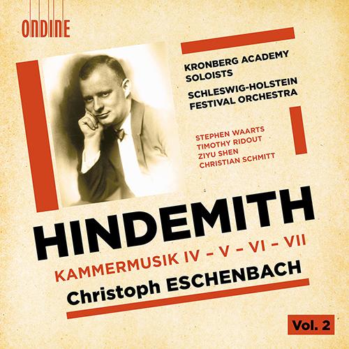 HINDEMITH, P.: Kammermusik, Nos. 4-7