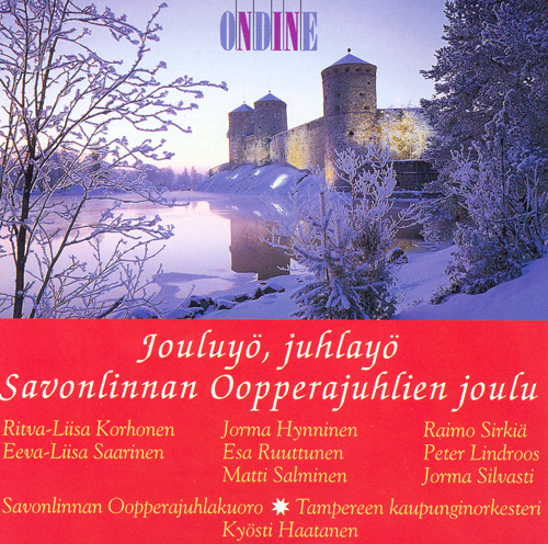 CHRISTMAS SONGS (Jouluyo, Juhlayo)